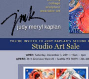 Email promotions for Judy Meryl Kaplan