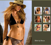 Website design for Sea Quest Fashions